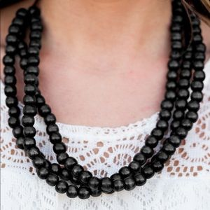 Jewelry - Summer Mai Tai Black Necklace